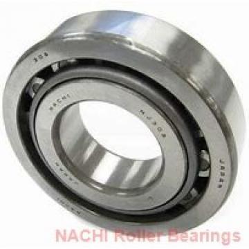 30 mm x 72 mm x 27 mm  NACHI NUP 2306 Rodamientos De Rodillos