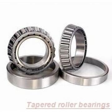 45 mm x 95 mm x 35 mm  ISO T2ED045 Rodamientos De Rodillos Cónicos