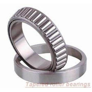 38,1 mm x 95,25 mm x 28,575 mm  ISO 33880/33821 Rodamientos De Rodillos Cónicos