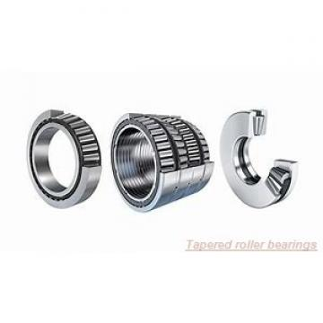 101,6 mm x 161,925 mm x 36,116 mm  ISO 52400/52637 Rodamientos De Rodillos Cónicos