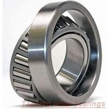 31,75 mm x 73,025 mm x 22,225 mm  ISO 02876/02820 Rodamientos De Rodillos Cónicos