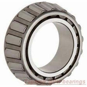 35 mm x 72 mm x 28 mm  ISO 33207 Rodamientos De Rodillos Cónicos