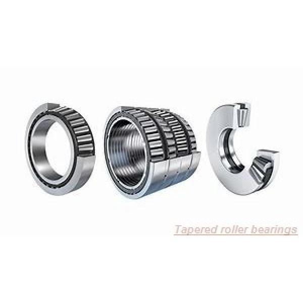 55 mm x 100 mm x 21 mm  ISO 30211 Rodamientos De Rodillos Cónicos #1 image