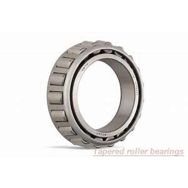 80 mm x 170 mm x 39 mm  ISO 30316 Rodamientos De Rodillos Cónicos #2 image